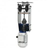 SilujTEX motor 1/2 CV (380V) para carril aluminio SilujTEX