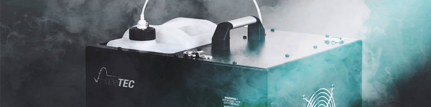Máquinas humo Contest