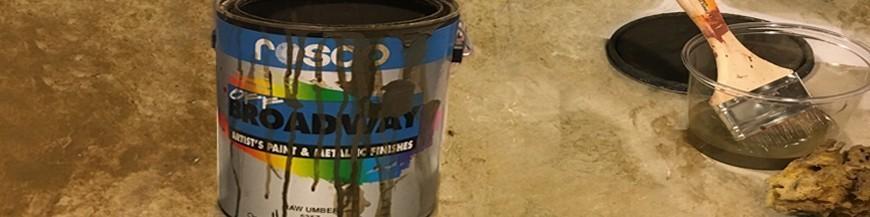 Pinturas y Revestimientos Rosco