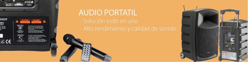 Sistemas de audio portátil