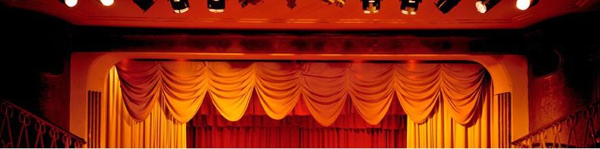 Proyectores PC y Fresnel Teatro