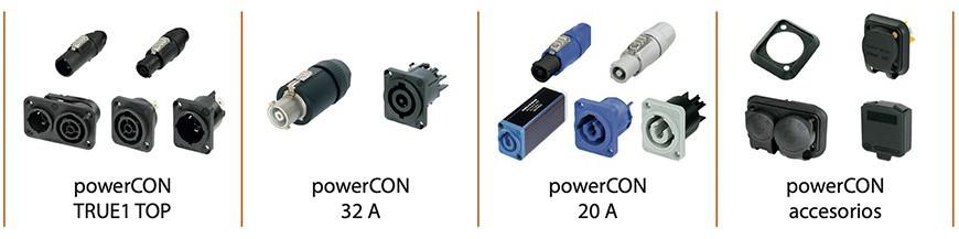Conectores PowerCON
