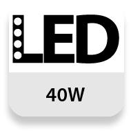 LED 40W