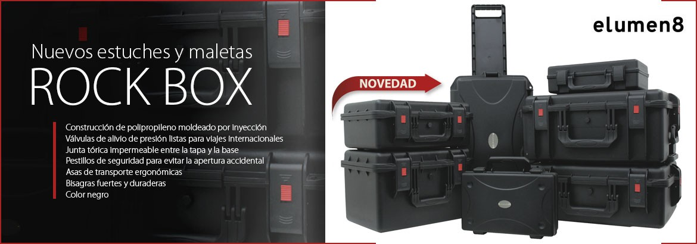 Maletas ROCK BOX